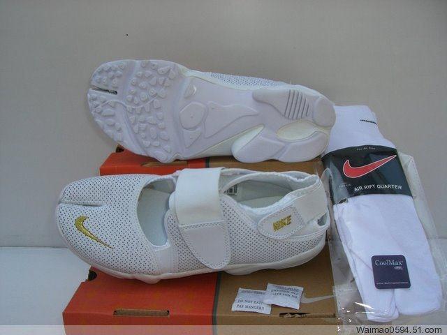 size 40 0c417 1372e Noir et blanche nike air rift ninja Livraison Rapide foot locker